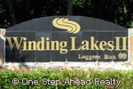 sign for Winding Lakes II